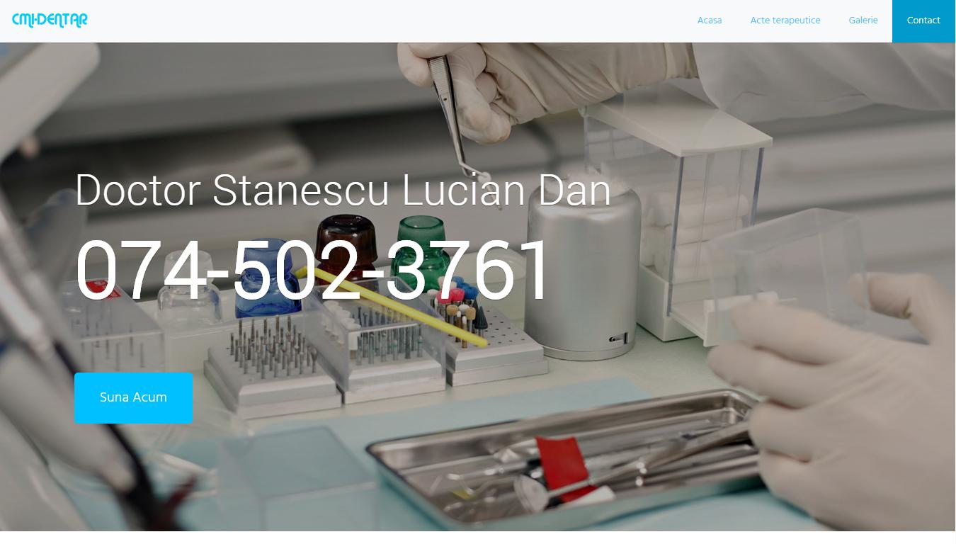 CMI  doctor Stanescu